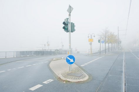 Traffic light, Konigswinter, Germany